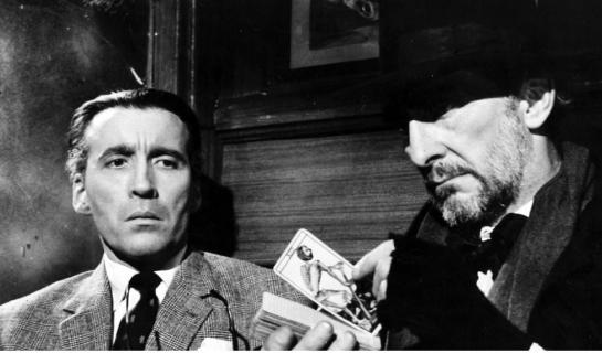 Christopher Lee i Peter Cushing – przyjaciele z nawiedzonego domu