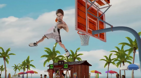 Zapowiedziano NBA Playgrounds – grę dla fanów zręcznościowej koszykówki