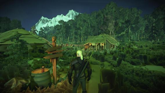 Geralt trafi na Nintendo Switch! Pierwsze informacje o grze Wiedźmin 3: Dziki Downgrade