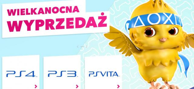 Wielkanocna wyprzedaż na PlayStation Store. Masa tytułów w niższych cenach
