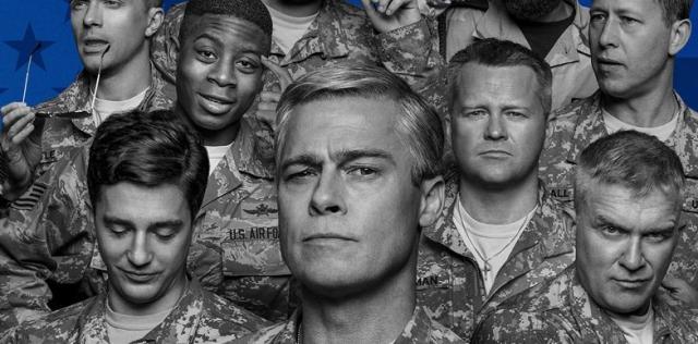 Nowy klip z wojennej komedii Netflixa War Machine