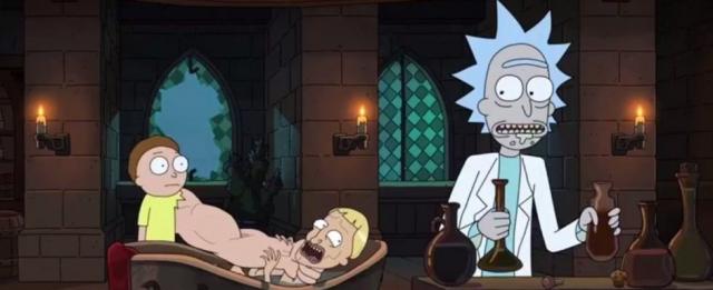 Rick, Morty i multigalaktyczny roast