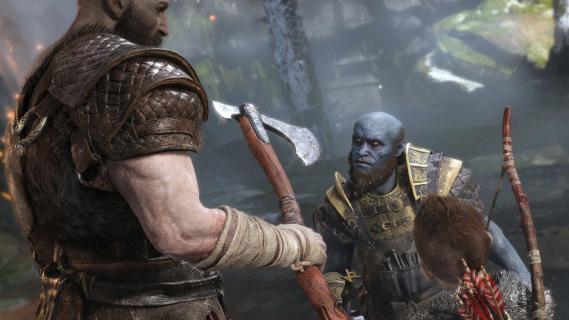 Drobne zmiany w God of War. Nowy patch pozwoli powiększyć napisy