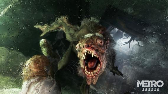 Metro: Exodus – nowe informacje prosto z Game Informera