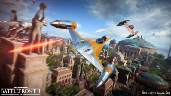 EA przedłużyło betę Star Wars: Battlefront II