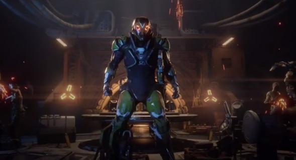 Ambitna gra Anthem od BioWare opóżniona