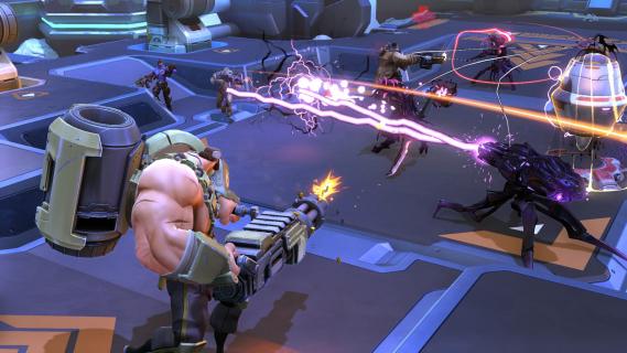 Battleborn z darmową wersją próbną na każdej z platform