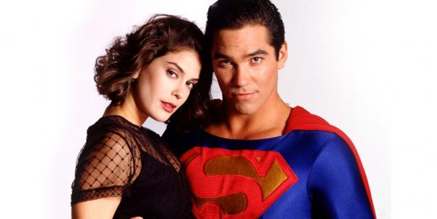 Nowe przygody Supermana - Dean Cain ma pomysł na wskrzeszenie serialu