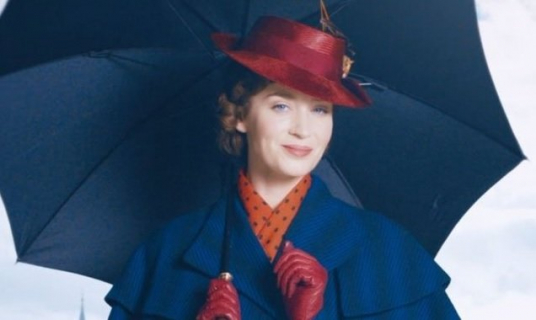 Emily Blunt jako Mary Poppins – nowe zdjęcie z filmu