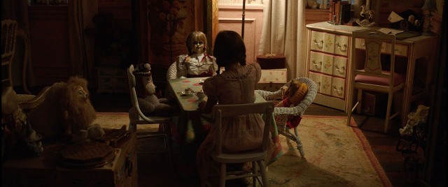 Box Office: Annabelle: Narodziny zła pokonuje Mroczną wieże