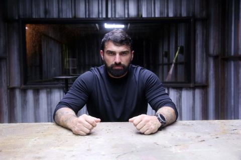 Historia powinna pozostać historią – wywiad z Antem Middletonem z programu SAS: odważni wygrywają