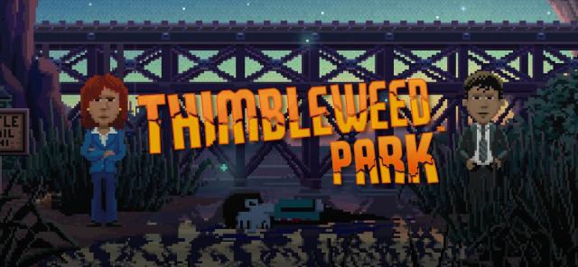 Fenomenalne Thimbleweed Park trafi na PlayStation 4