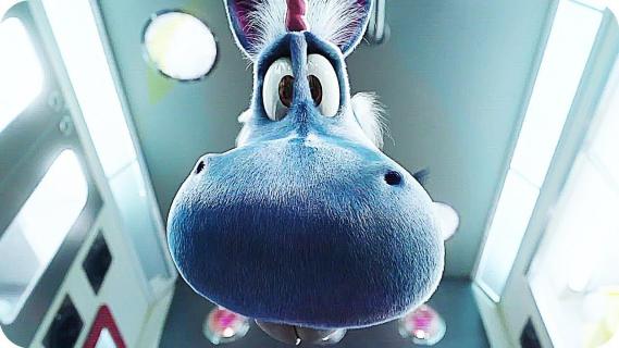 Zdemoralizowany policjant i latający niebieski koń. Pierwszy teaser serialu Happy!