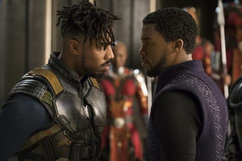 Sceny akcji w Czarnej Panterze mają wyglądać jak połączenie Kingsman i Creeda