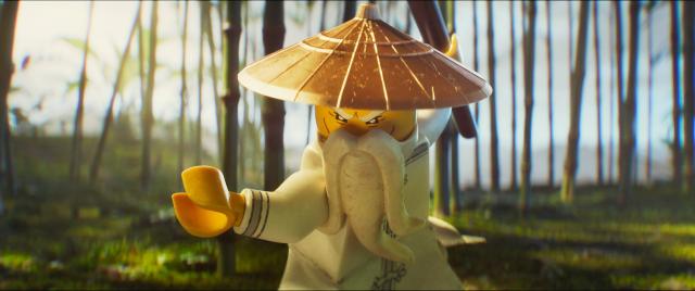 Jackie Chan uczy sztuk walki. Zobacz, jak wyglądała praca na planie LEGO Ninjago: Film