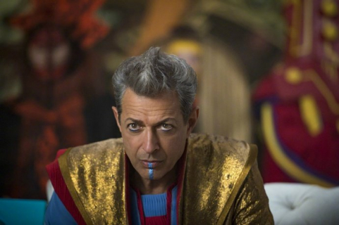 Grandmaster w nowych, usuniętych scenach z widowiska Thor: Ragnarok