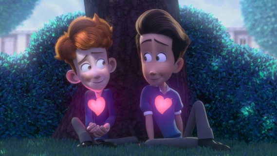 Obejrzyj wzruszający film krótkometrażowy In a Heartbeat
