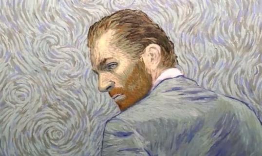 Animacja Twój Vincent nominowana do Europejskich Nagród Filmowych 2017