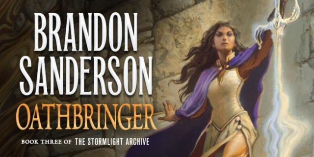 Fragmenty najnowszej powieści Brandona Sandersona dostępne w sieci