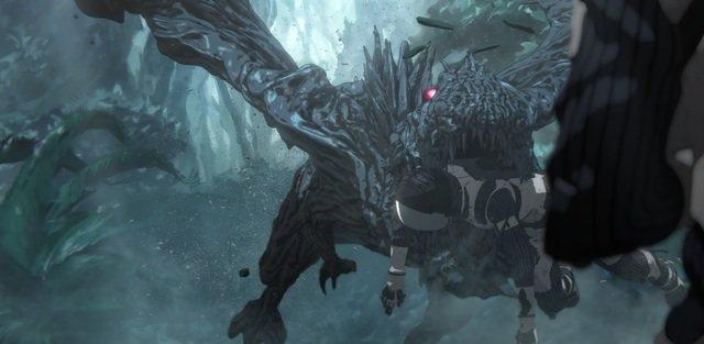 Poznajcie nowego potwora z filmu anime platformy Netflix, Godzilla: Monster Planet