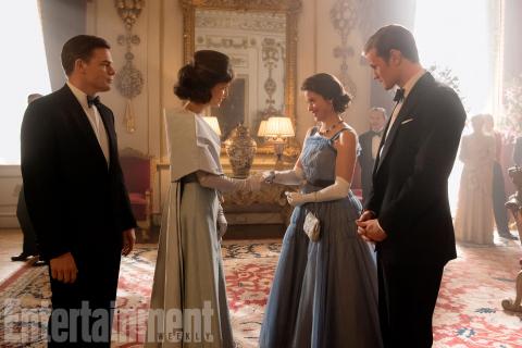 The Crown: zobacz zwiastun i pierwsze zdjęcia zapowiadające 2. sezon