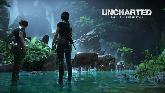 Uncharted: Zaginione Dziedzictwo – recenzja gry