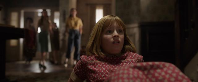 Fragment horroru Annabelle: Narodziny zła