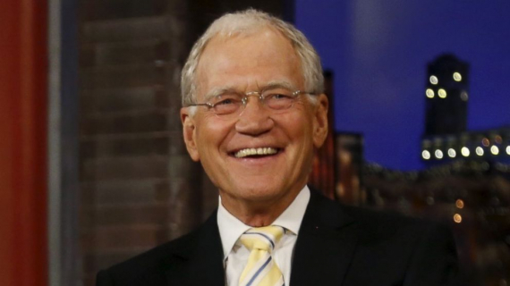 David Letterman poprowadzi program dla Netflixa