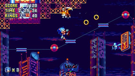 Udany powrót niebieskiego jeża. Świetne oceny gry Sonic Mania