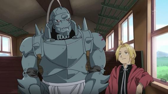 Fullmetal Alchemist: Brotherhood – serial anime, który warto obejrzeć