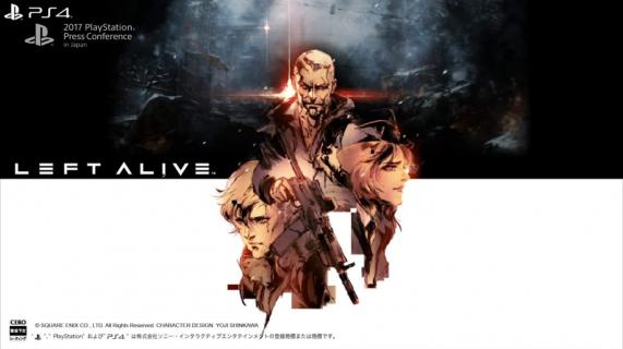 Left Alive – pierwsze konkrety dotyczące survivalowej gry akcji od Square Enix