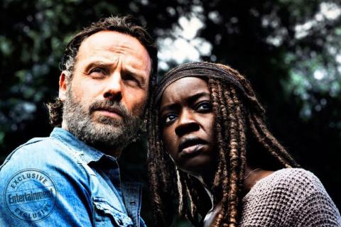 The Walking Dead i inwazja obcych? Kirkman nie do końca żartował