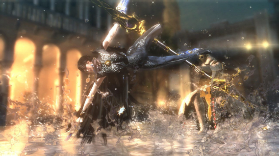 Bayonetta 1&2: Wersja na Nintendo Switch przedstawiona na premierowym zwiastunie