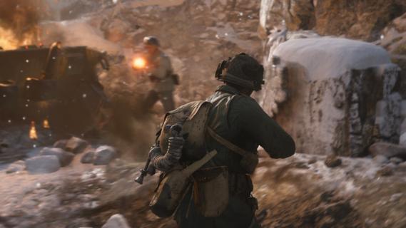 Pecetowa beta Call of Duty: WWII nie przypadła do gustu graczom