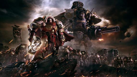 Gry ze świata Warhammer Fantasy i Warhammer 40k