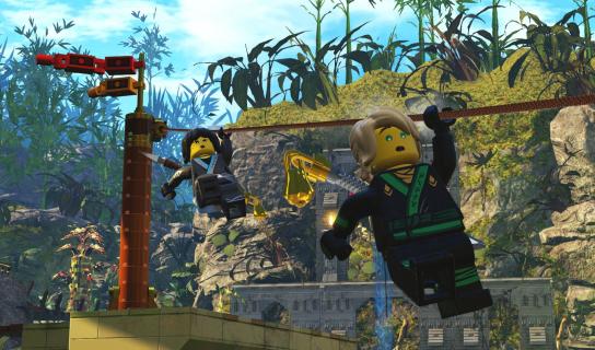 Gra LEGO Ninjago za darmo na PlayStation Store i Xbox Live