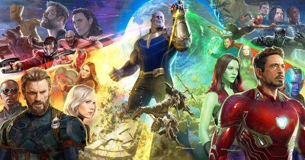 Thanos sieje zniszczenie! Zobacz zwiastun Avengers: Infinity War