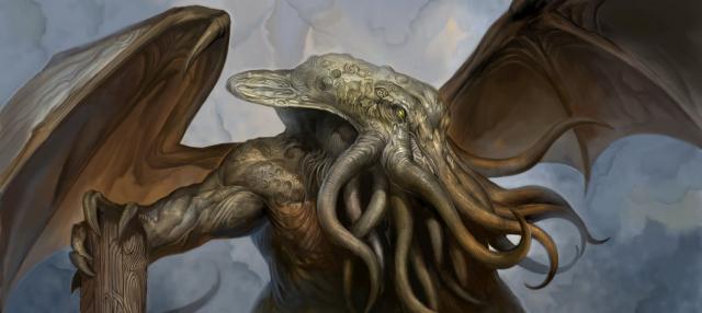 Macki Lovecrafta – jak popkultura czerpie pełnymi mackami z mitologii Cthulhu