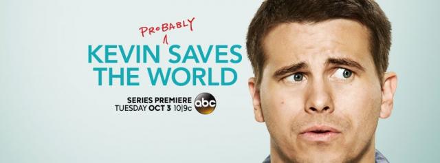 Kevin (probably) saves the world: sezon 1, odcinek 1 – recenzja