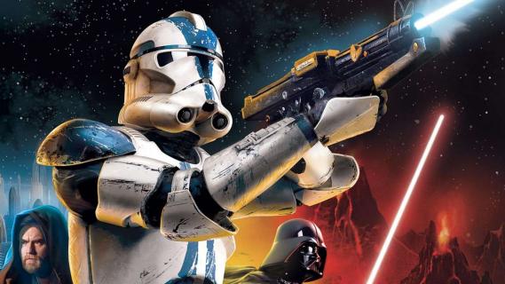 Tryb sieciowy powrócił do Star Wars: Battlefront II z 2005 roku