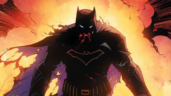 Legendarny Grant Morrison znów napisze scenariusz komiksu o Batmanie