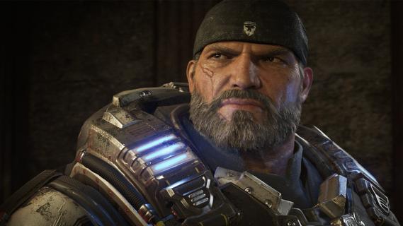 Gears of War 4 w 60 klatkach na Xbox One X. Nowy zwiastun
