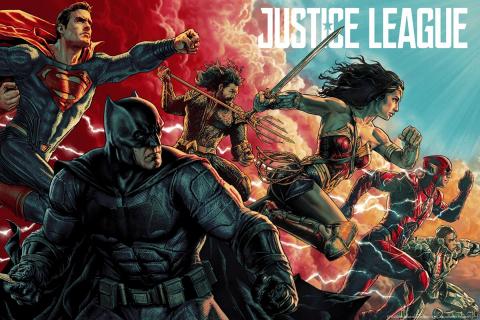 Liga Sprawiedliwości, czyli Batman i reszta