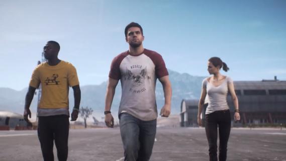 Trzy grywalne postacie w Need for Speed Payback. Nowy zwiastun gry
