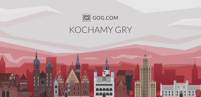 Platforma GOG z polskim językiem. Darmowe gry na dobry początek