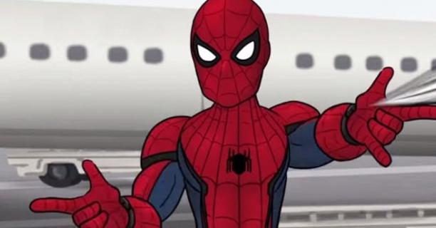 Jak powinien skończyć się Spider-Man: Homecoming? Zobacz wideo