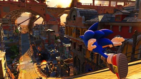 Demo Sonic Forces już dostępne na Nintendo Switch. Nie brakuje ograniczeń