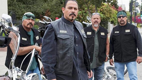 Michael Irby z główną rolą w spin-offie Synów Anarchii