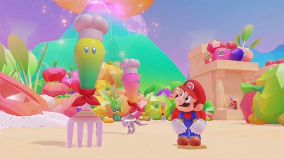 Nintendo chwali się wynikami. Świetna sprzedaż Switcha i Super Mario Odyssey