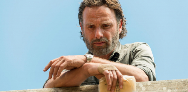 Andrew Lincoln odejdzie z The Walking Dead? Robert Kirkman potwierdza